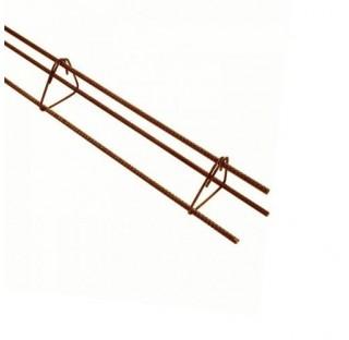 Ecarteur de nappe triangulaire 9 x 9 cm L. 6 m